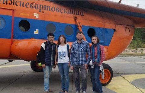 Лингвистическая экспедиция к местам проживания ваховских ханты лета 2017 года