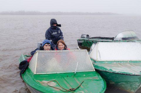 Экспедиция в Новоюгинское поселение Томской области