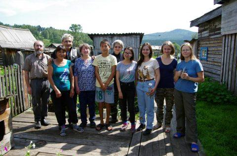 Лингвистическая экспедиция в Хакасию