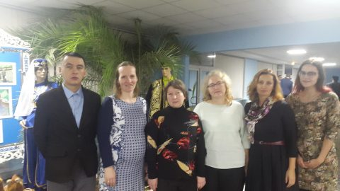 Юбилей татарского центра