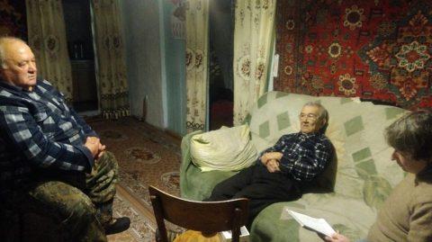 Экспедиция к последним носителям исчезающего тюркского языка – чулымцам